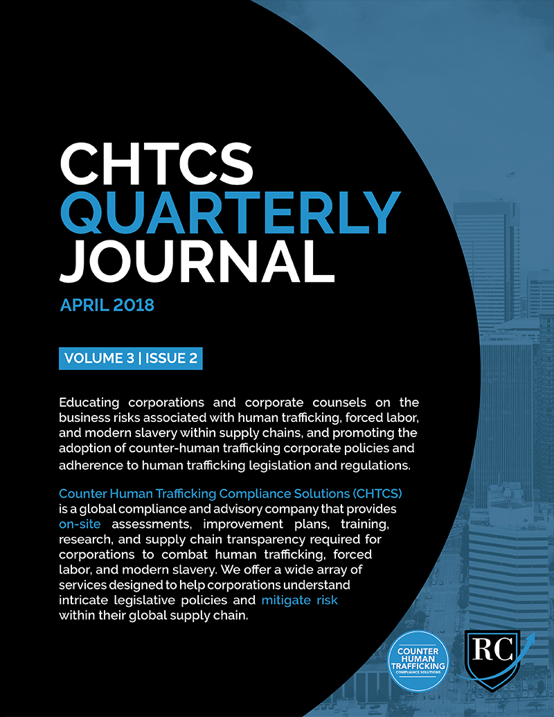 CHTCS Journal- Cover